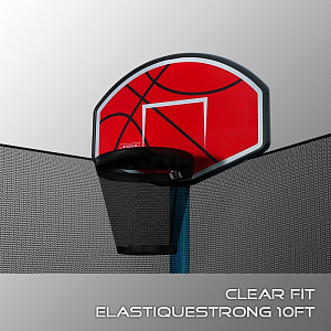 Clear Fit ElastiqueStrong 10ft