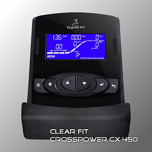Clear Fit CrossPower CX 450
