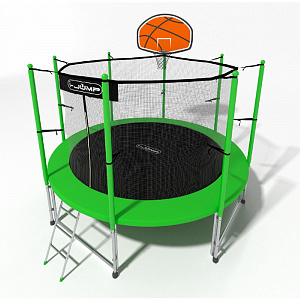 i-Jump Basket 6ft green